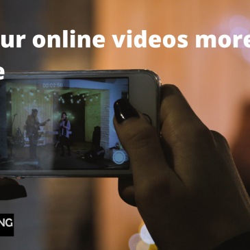 Making your online videos more effective