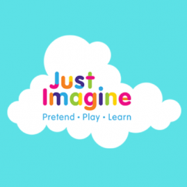 Just Imagine Parties and Play logo